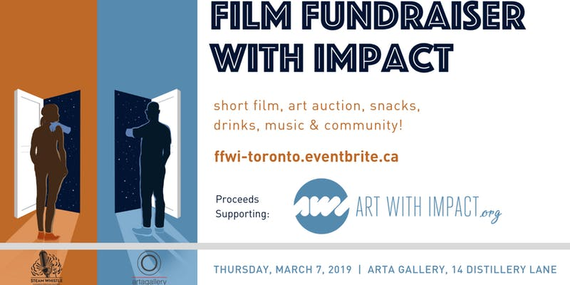 Film Fundraiser with Impact @ Arta Gallery